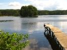 У нас такие красивые озера